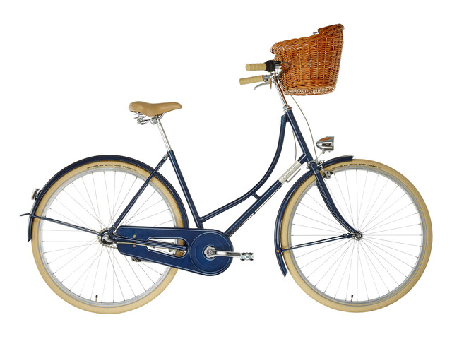 Creme Holymoly Solo City Bike Women blue